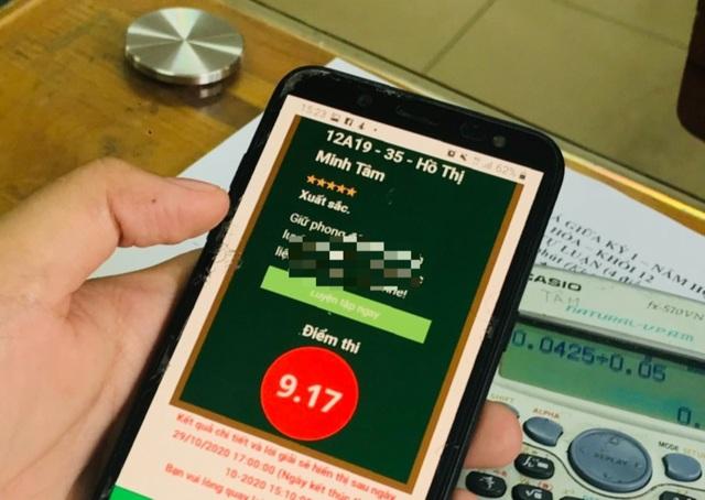 Học trò làm bài kiểm tra trên điện thoại: Ngăn kẻ gian lận đóng thế - 3