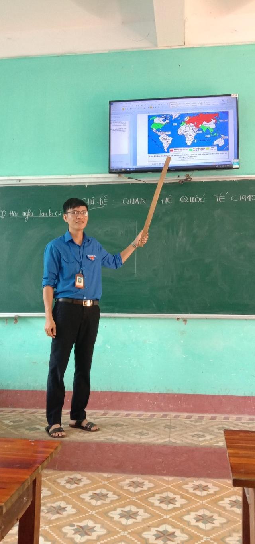 Độc đáo Atlat môn Lịch sử của thầy giáo làng - 2
