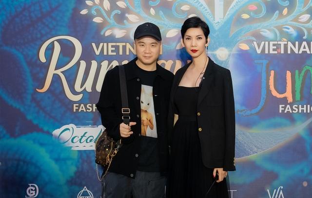 Đoan Trang, Thúy Diễm đưa con lên sàn catwalk - 7
