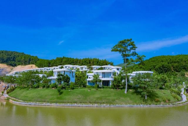 Ivory Villas  Resort - nét đẹp hiện đại hoà quyện cùng núi rừng Lương Sơn - 2