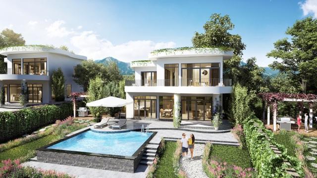 Ivory Villas  Resort - nét đẹp hiện đại hoà quyện cùng núi rừng Lương Sơn - 3