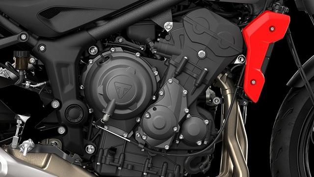 Triumph Trident 660 trình làng, gây khó cho Honda CB650F, Yamaha MT-07 - 2