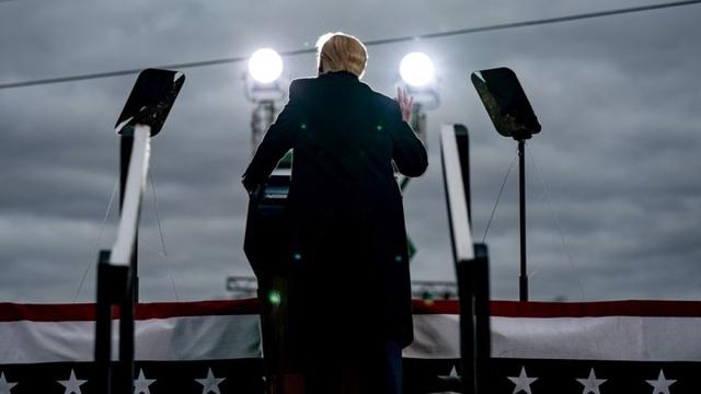 Ông Trump sẽ tiếp tục khiến thế giới bất ngờ bằng chiến thắng năm 2020? - 1