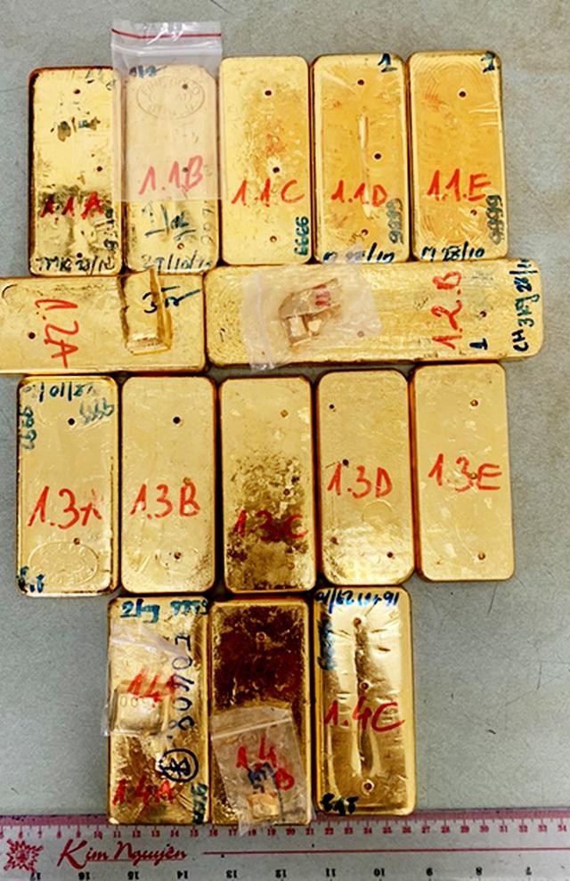Vụ vận chuyển 51kg vàng: Bắt được đối tượng truy nã đặc biệt nguy hiểm - 5