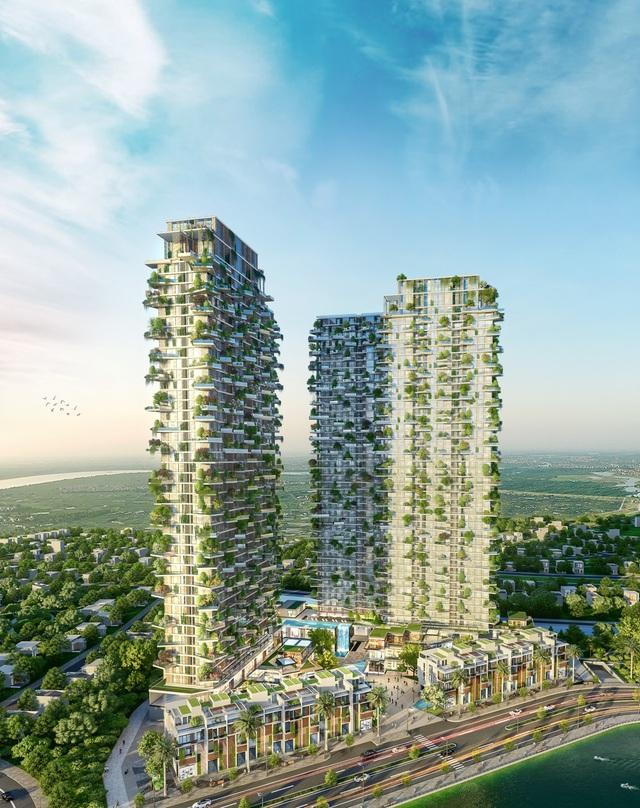 """Việt Nam sẽ có dự án lọt top """"các toà tháp xanh cao nhất thế giới""""? - 3"""