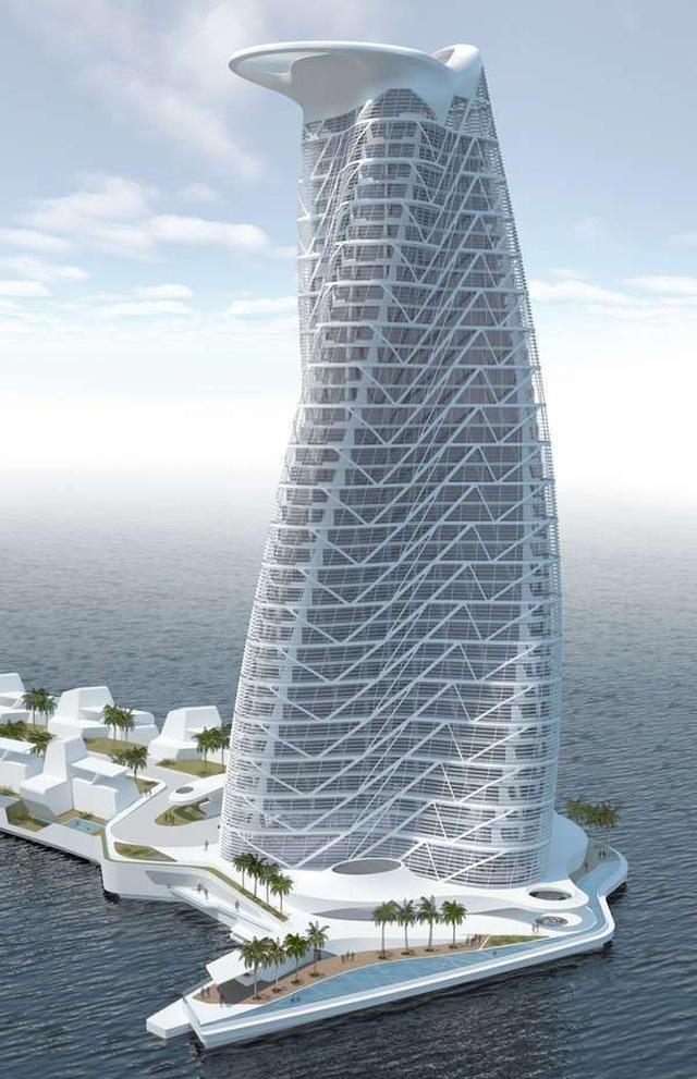"""Việt Nam sẽ có dự án lọt top """"các toà tháp xanh cao nhất thế giới""""? - 5"""