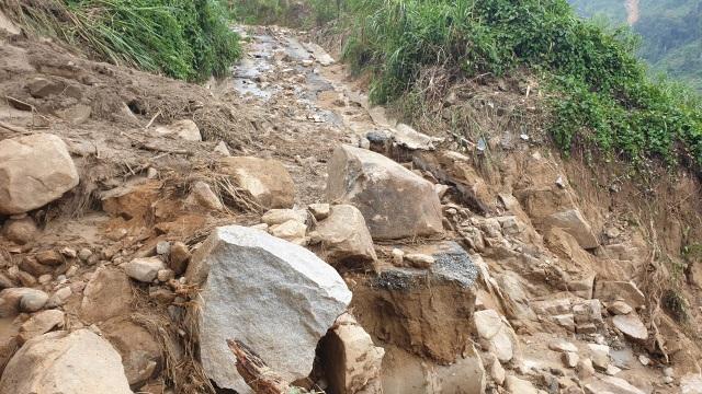 Tìm thấy thêm 2 thi thể ở Phước Sơn, tăng cường tìm kiếm ở Trà Leng - 2