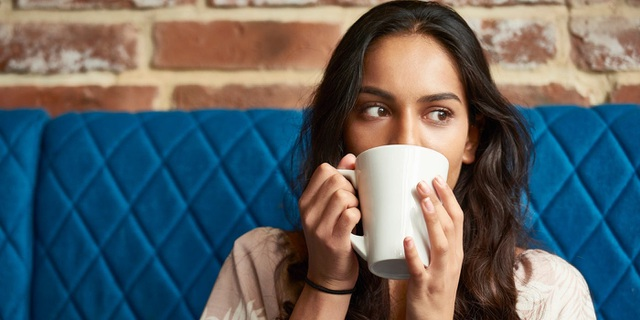 Lợi và hại của việc uống cà phê - 1