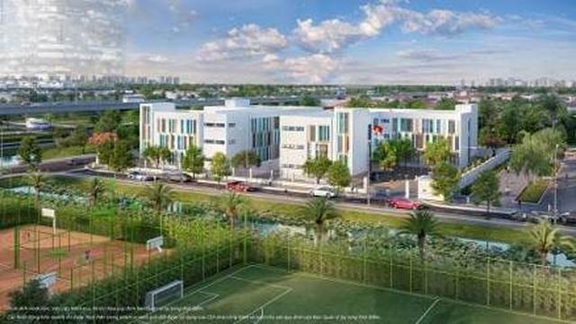 Vinhomes Grand Park ra mắt hàng loạt tiện ích đẳng cấp mới - 1