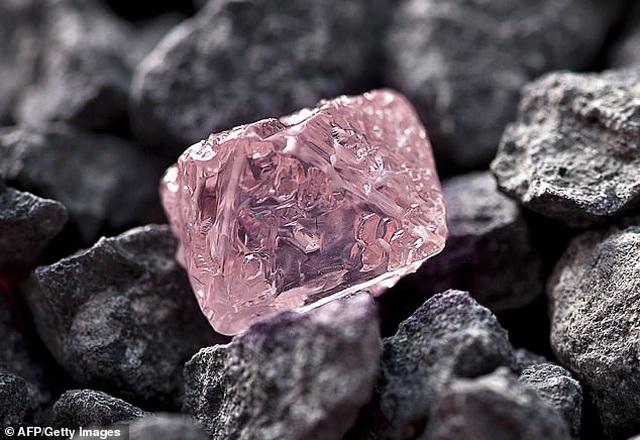 Mỏ kim cương hồng lớn nhất thế giới chuẩn bị đóng cửa vĩnh viễn - 1