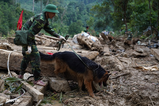 Tìm thấy thêm 2 thi thể ở Phước Sơn, tăng cường tìm kiếm ở Trà Leng - 5