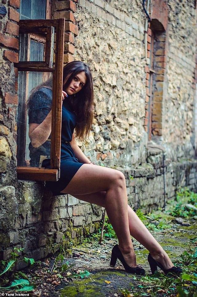Cô gái trẻ lột xác sau khi giảm cân, trở thành người mẫu, đi thi Hoa hậu - 5