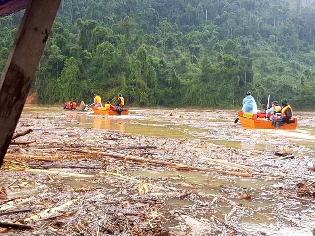 Tìm thấy thêm 2 thi thể ở Phước Sơn, tăng cường tìm kiếm ở Trà Leng - 6