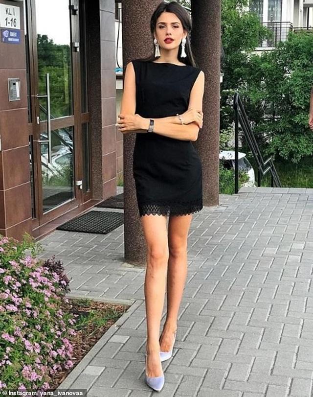 Cô gái trẻ lột xác sau khi giảm cân, trở thành người mẫu, đi thi Hoa hậu - 9