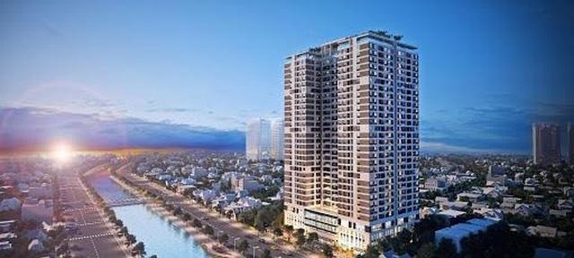 Asahi Japan chính thức quản lý và vận hành tòa nhà Riverside Garden - 1