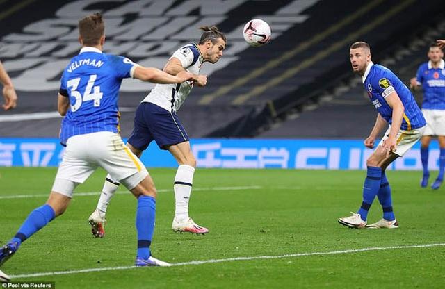 Gareth Bale lần đầu nổ súng giúp Tottenham giành 3 điểm quý giá - 2