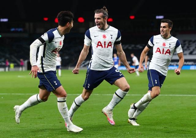 Gareth Bale lần đầu nổ súng giúp Tottenham giành 3 điểm quý giá - 3