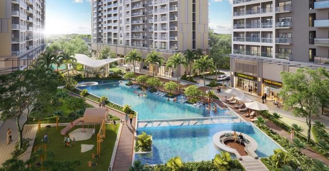 Anderson Park và những ưu thế vượt trội dẫn dắt thị trường Thuận An - 1