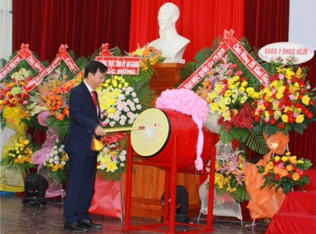 Trường Đại học An Giang chào đón hơn 2.500 tân sinh viên - 1