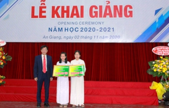 Trường Đại học An Giang chào đón hơn 2.500 tân sinh viên - 2