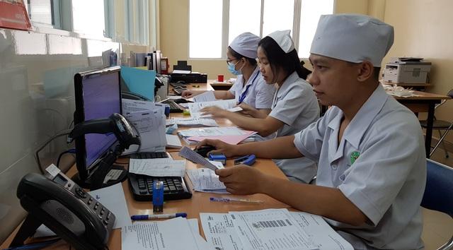 Bệnh nhân giảm nhưng chi bảo hiểm y tế tăng cao - 1