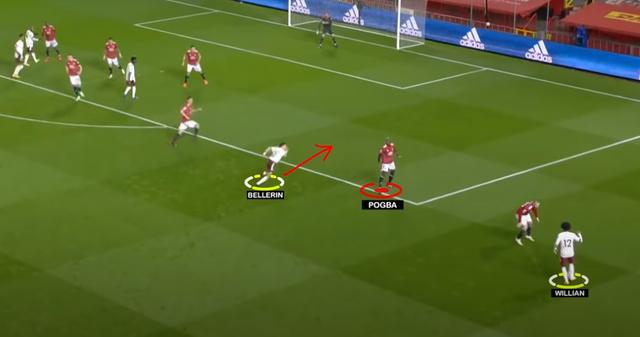 """Man Utd thất bại trước Arsenal: Quỷ đỏ """"nửa tỉnh, nửa mê"""" - 4"""