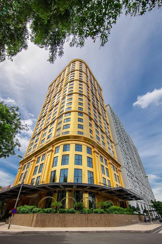 Cơ hội duy nhất trải nghiệm khách sạn dát vàng ngay giữa thủ đô Hà Nội - 1