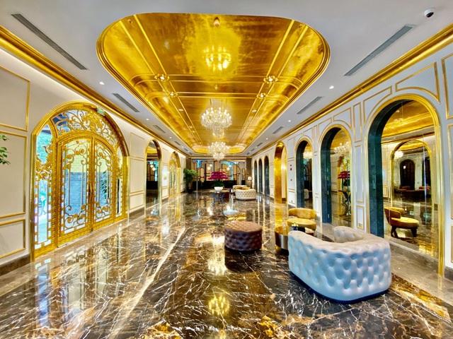 Cơ hội duy nhất trải nghiệm khách sạn dát vàng ngay giữa thủ đô Hà Nội - 2