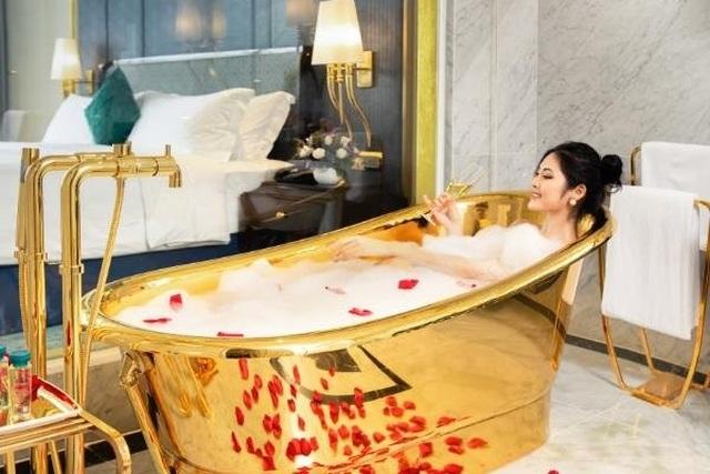 Cơ hội duy nhất trải nghiệm khách sạn dát vàng ngay giữa thủ đô Hà Nội - 3