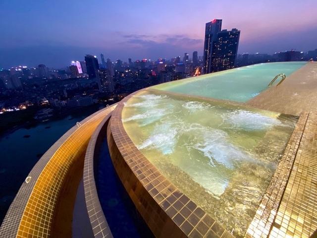 Cơ hội duy nhất trải nghiệm khách sạn dát vàng ngay giữa thủ đô Hà Nội - 4