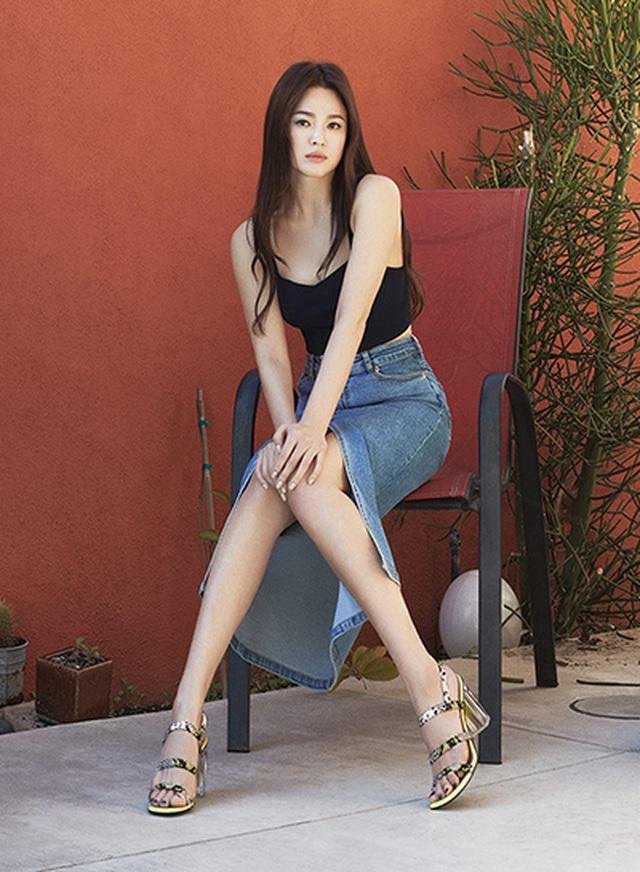 Song Hye Kyo từng muốn sinh con trước khi ly hôn Song Joong Ki - 4