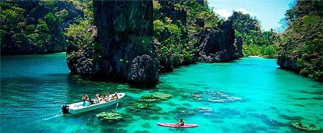 """Bốn """"đảo thiên đường"""" Philippines lọt Top 10 đảo tuyệt nhất châu Á 2020 - 2"""