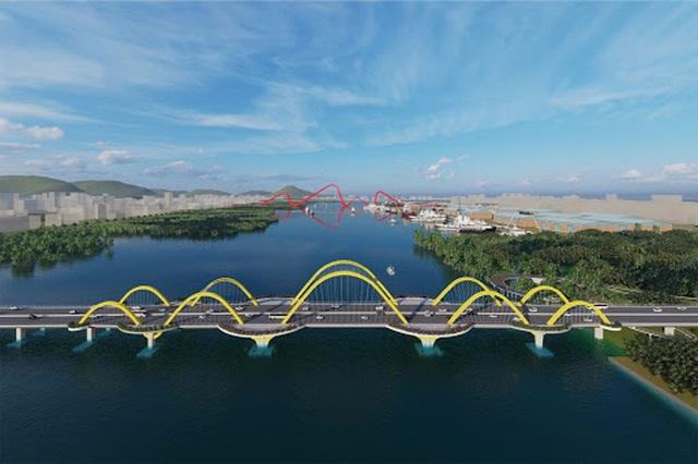 Cầu Cửa Lục 3 - một trong những hệ thống hạ tầng giao thông được đầu tư tại Hạ Long