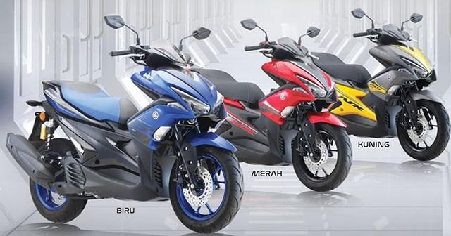 Honda sắp ra SH 350i, Yamaha có NVX mới - 3