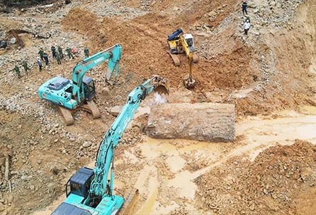 Khu vực Nhà máy thủy điện Rào Trăng 3 nguy cơ mất an toàn rất cao - 3