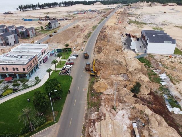 Bất động sản Hồ Tràm tăng tốc cùng hạ tầng - 1