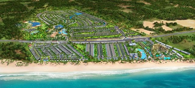 Bất động sản Hồ Tràm tăng tốc cùng hạ tầng - 2