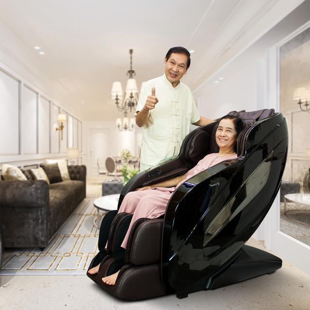 Okasa khai trương showroom ghế massage thứ 14 tại Long Biên - Giảm giá đến 50% - 1