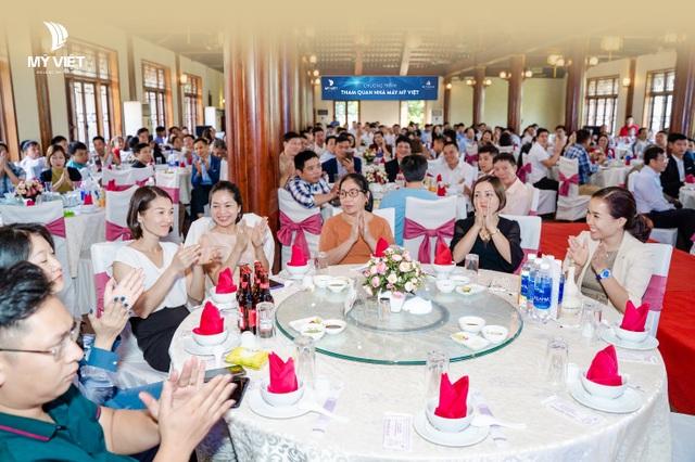 Hơn 1.000 nhà phân phối tham quan nhà máy sản xuất tôn thép Mỹ Việt - 4
