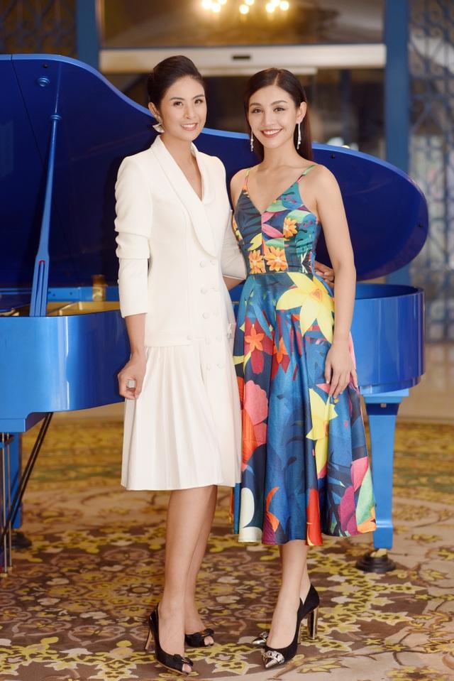 Hoa hậu Ngọc Hân, Jennifer Phạm thi đấu golf quyên góp ủng hộ miền Trung - 10