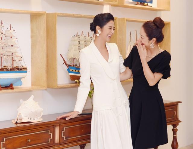 Hoa hậu Ngọc Hân, Jennifer Phạm thi đấu golf quyên góp ủng hộ miền Trung - 9