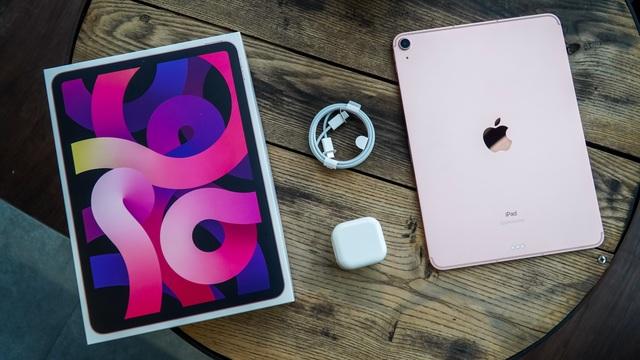 Trải nghiệm iPad Air 4: thiết kế đẹp, hiệu năng tốt, Touch ID khó dùng - 8