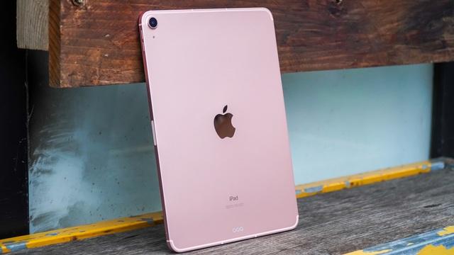 Trải nghiệm iPad Air 4: thiết kế đẹp, hiệu năng tốt, Touch ID khó dùng - 6