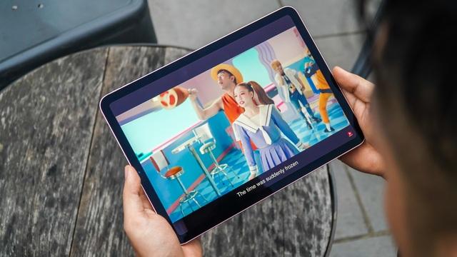 Trải nghiệm iPad Air 4: thiết kế đẹp, hiệu năng tốt, Touch ID khó dùng - 1