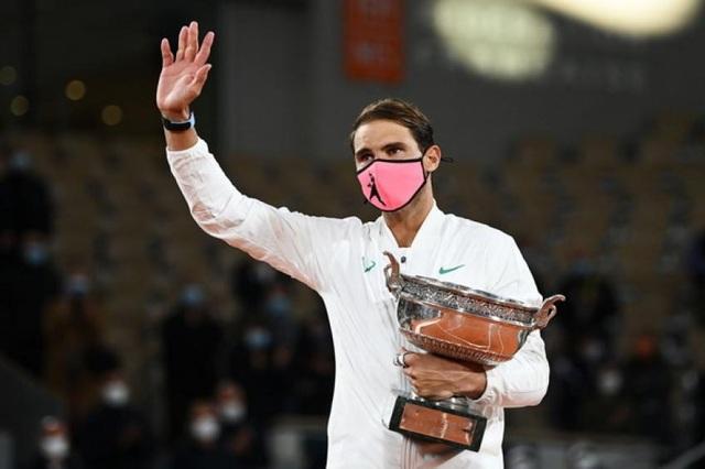 """Guy Forget: """"Rafael Nadal sẽ vô địch Paris Masters"""" - 1"""