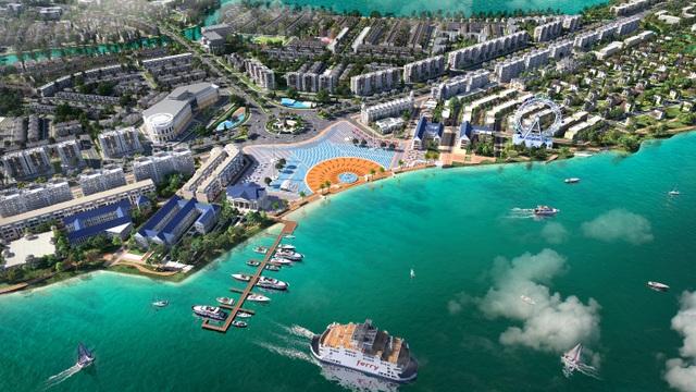 Chọn không gian sống nuôi dưỡng thể chất và tinh thần tại Aqua City - 2