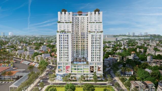 Geleximco Southern Star bán hết đợt hàng đầu tiên với 120 căn hộ - 1