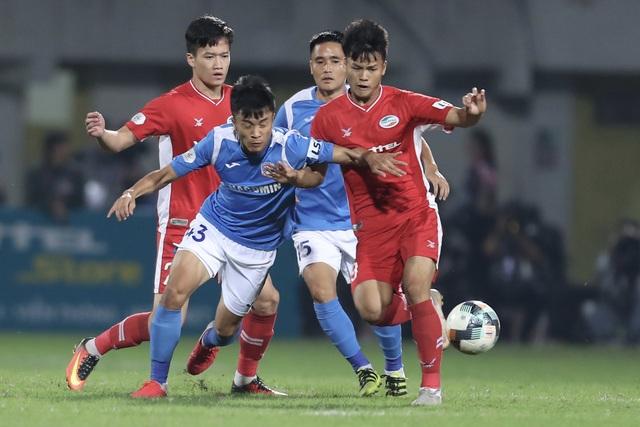 Thắng nhẹ Than Quảng Ninh, CLB Viettel tiến dần ngôi vô địch - 4