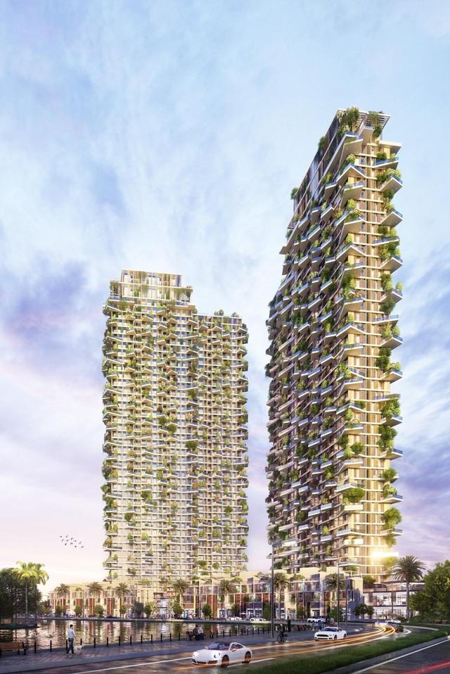 Tác giả những tòa nhà nổi tiếng thế giới thiết kế tháp biểu tượng Ecopark - 7