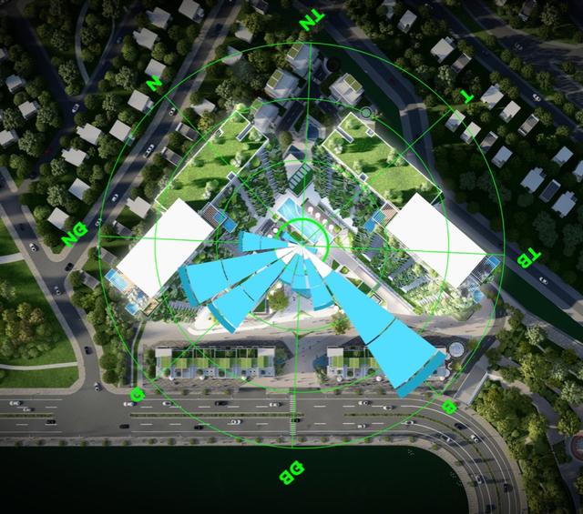 Tác giả những tòa nhà nổi tiếng thế giới thiết kế tháp biểu tượng Ecopark - 10